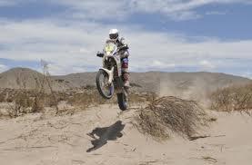 Verhoeven, Frans -Dakar Rally 2010