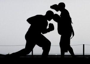 Badr Hari versus Rico Verhoeven