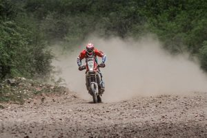 Het verloop van de Dakar-rally 2017